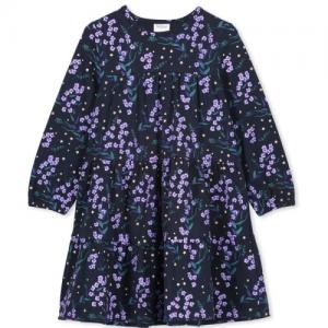Milky – Winter Floral Dress Tween Girls