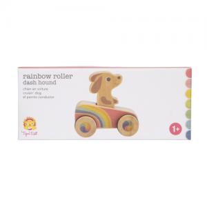 TIGER TRIBE – Rainbow Roller – Dash Hound