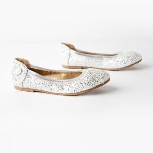 WALNUT – Catie Disco ballet Flat