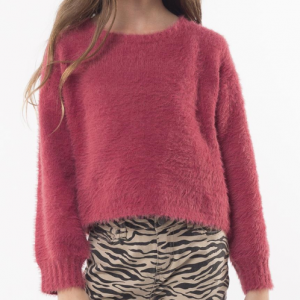 EVE GIRL – Holly Fluffy Knit