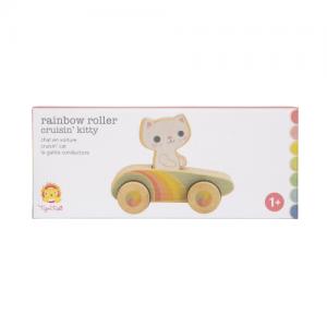 TIGER TRIBE – Rainbow Roller – Cruisin' Kitty