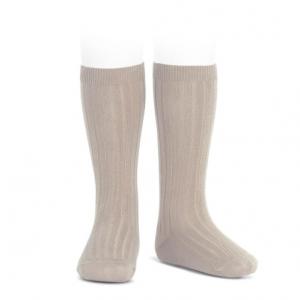 CONDOR – Ribbed Knee High Socks