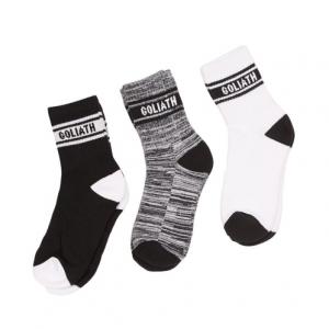 St Goliath – Duke Sock (pack of 3)