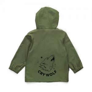 CRYWOLF – Play Jacket Khaki