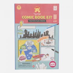 TIGER TRIBE – Comic Book Kit – Practice, Plan, Create