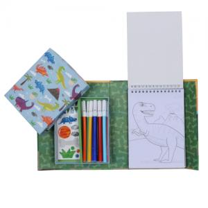 TIGER TRIBE – Colouring Set – Dinosaurs