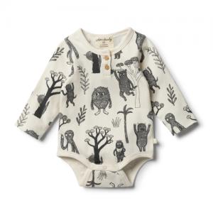 Wilson&Frenchy – Organic Wild Bodysuit
