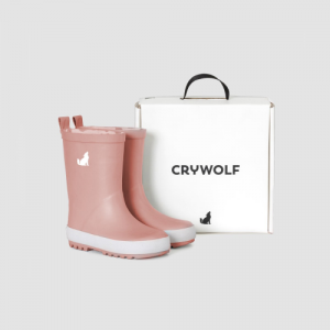 CRYWOLF – Rainboots Rose