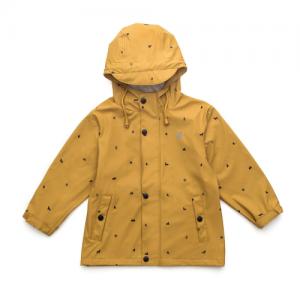 CRYWOLF – Play Jacket Mustard