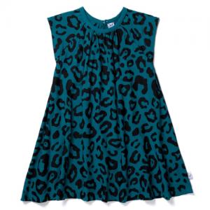 Little Horn – Safari Woven Dress
