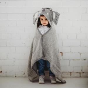 Di Lusso – Clancy Koala Travel Blanket