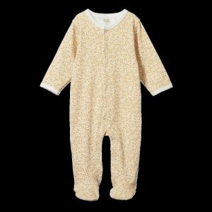 Nature Baby – Natural Cotton Stetch&Grow Suit