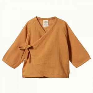 Nature Baby – muslin kimono jacket