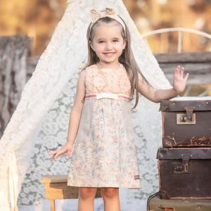 Arthur Ave – Little Lady Dress