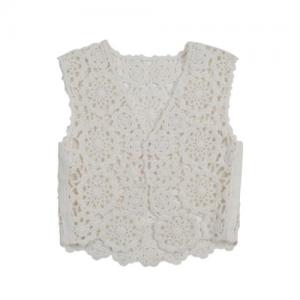 Arthur Ave – Crochet Vest