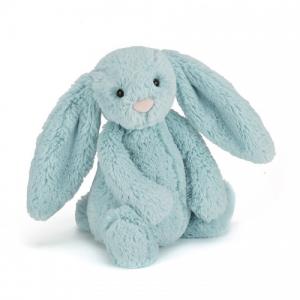 Jellycat – Bashful Aqua Bunny – Medium