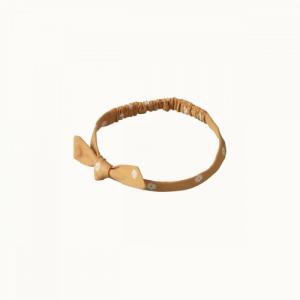 Nature Baby – Stretch jersey bow headband