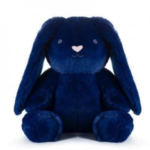 O.B. DESIGNS – Navy Blue Bunny – Bobby Bunny Huggie