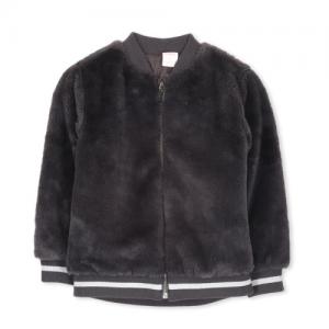 Milky – Fur Bommer Jacket (Tween)