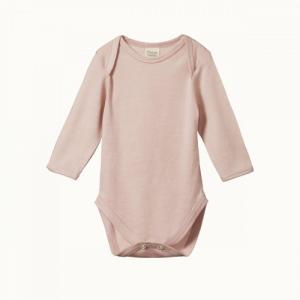 Nature Baby – Merino long sleeve bodysuit