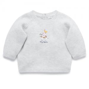 Pure Baby – Little Farm Jumper