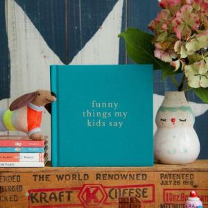 Write To Me – Funny Things My Kids Say JADE