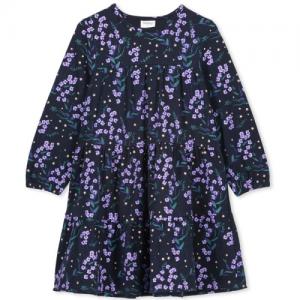 Milky – Winter Floral Dress (Tween)