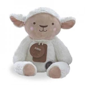 O.B. DESIGNS – White Lamb – Lee Lamb Huggie