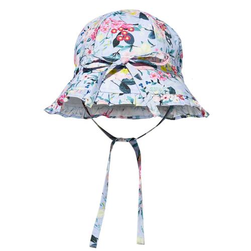 Milky – Spring Garden Floral Hat – Baby