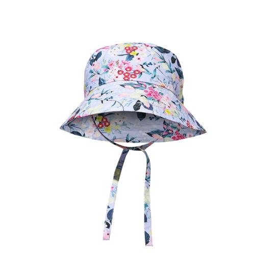 Milky – Spring Garden Floral Hat – Junior
